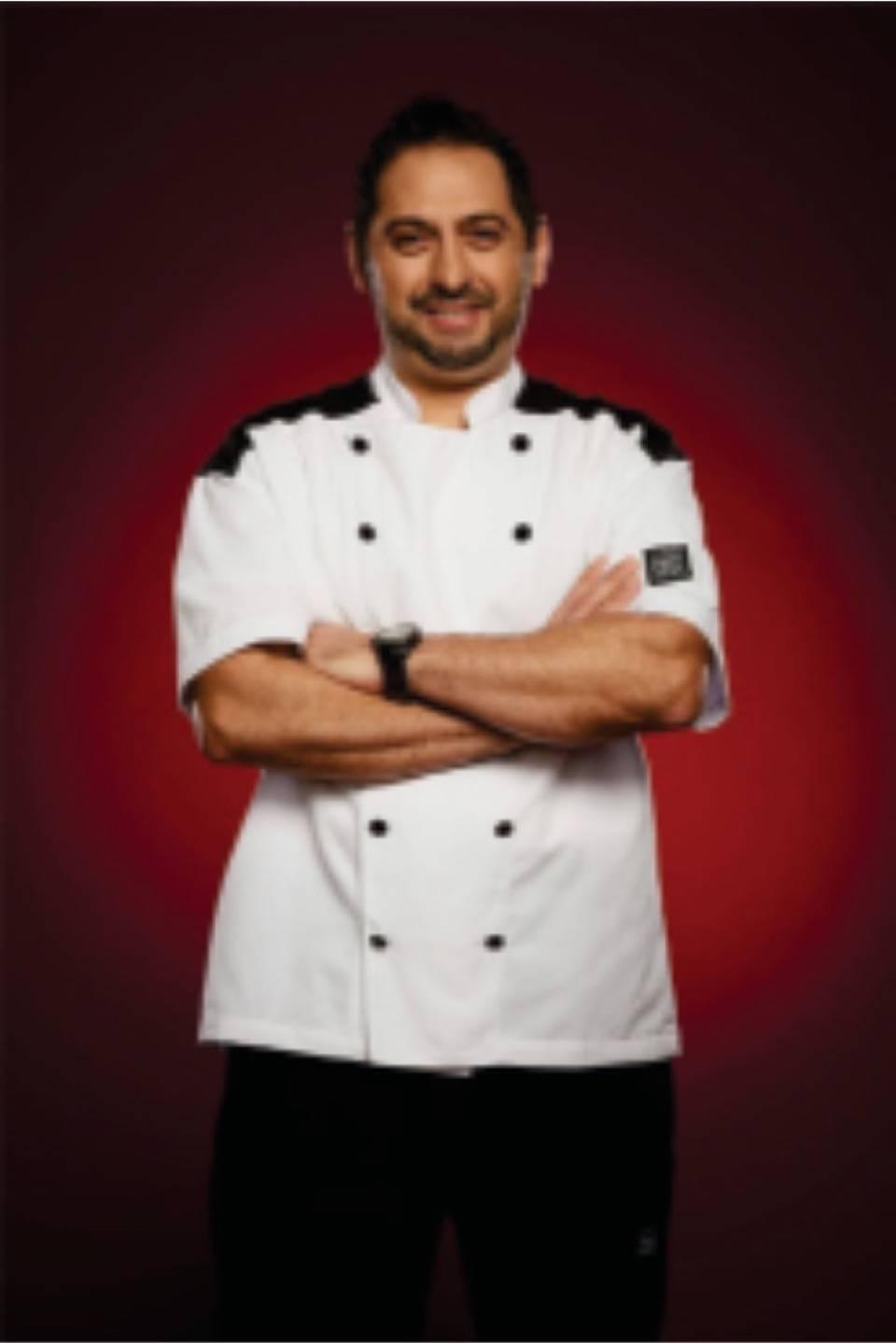 Executive Chef Giovanni Filippone Returns To Season 17 Of