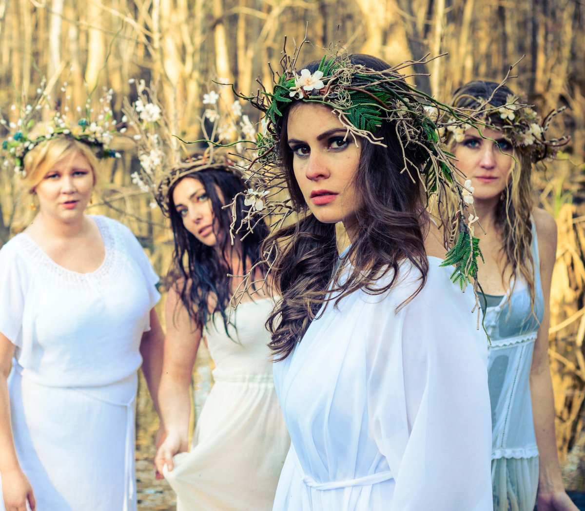 Spanish Moss Sirens CD cover