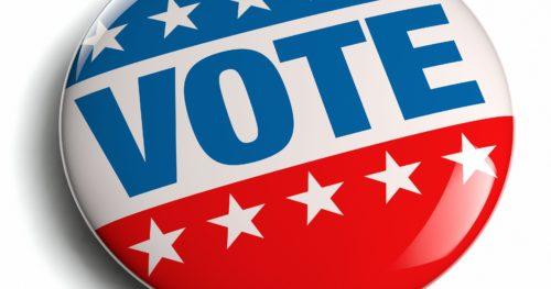 button reads vote
