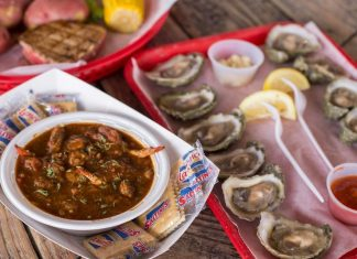 Boathouse-oysters