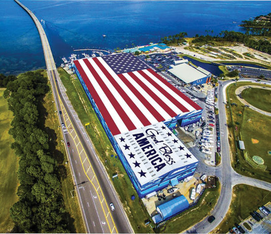 Largest american flag