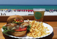 The Beach House Food