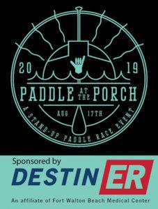 Paddle at the Porch logo