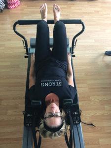 Destin Pilates Footwork