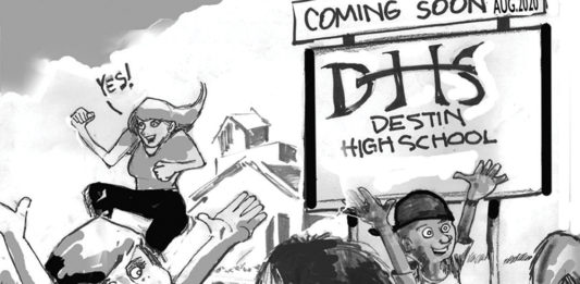 Dill Beaty-Destin High School