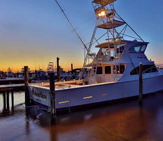 Destin Fishing Rodeo Relentless