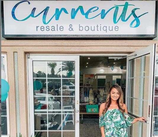 Michelle Moore, Currents Resale & Boutique