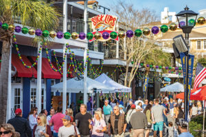 An Event-Filled Winter for Everyone at Baytowne Wharf!