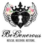 be generous logo
