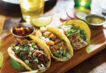Taco and Tequlia Fest Tacos