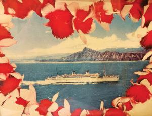 Travel 1957 cruise jo to HI