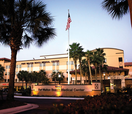 Ft Walton Beach Med Ctr