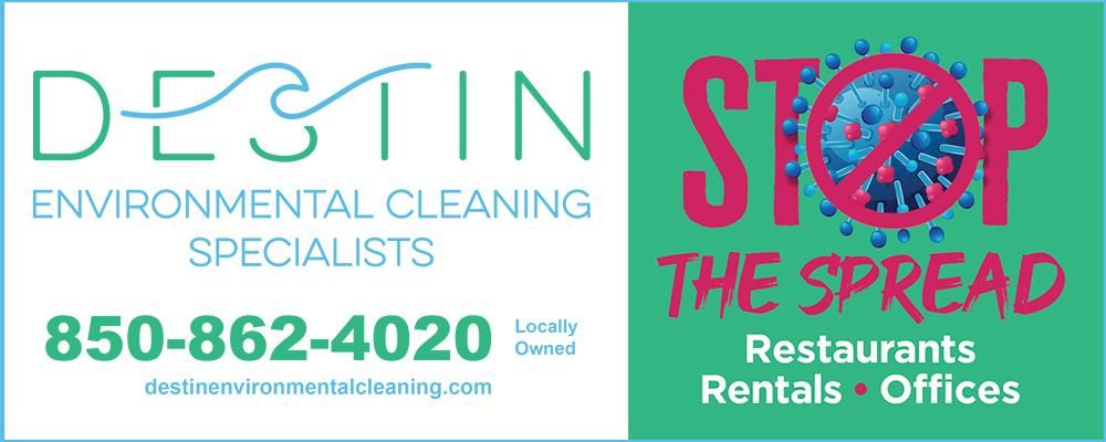Meet our Local Pros: Destin Environmental Cleaning