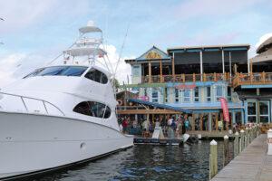 Destin Fishing Rodeo Boat