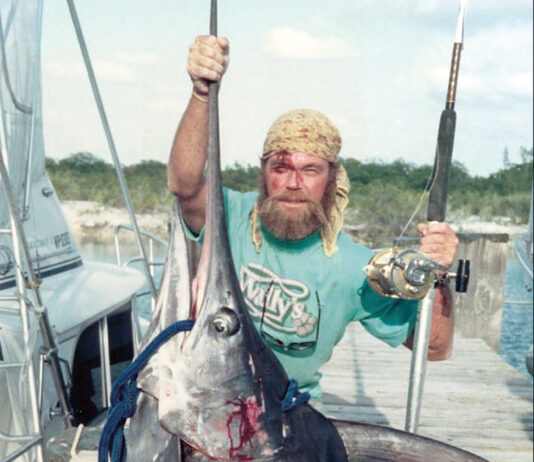 Bruce Cheves Destin Fishing Rodeo